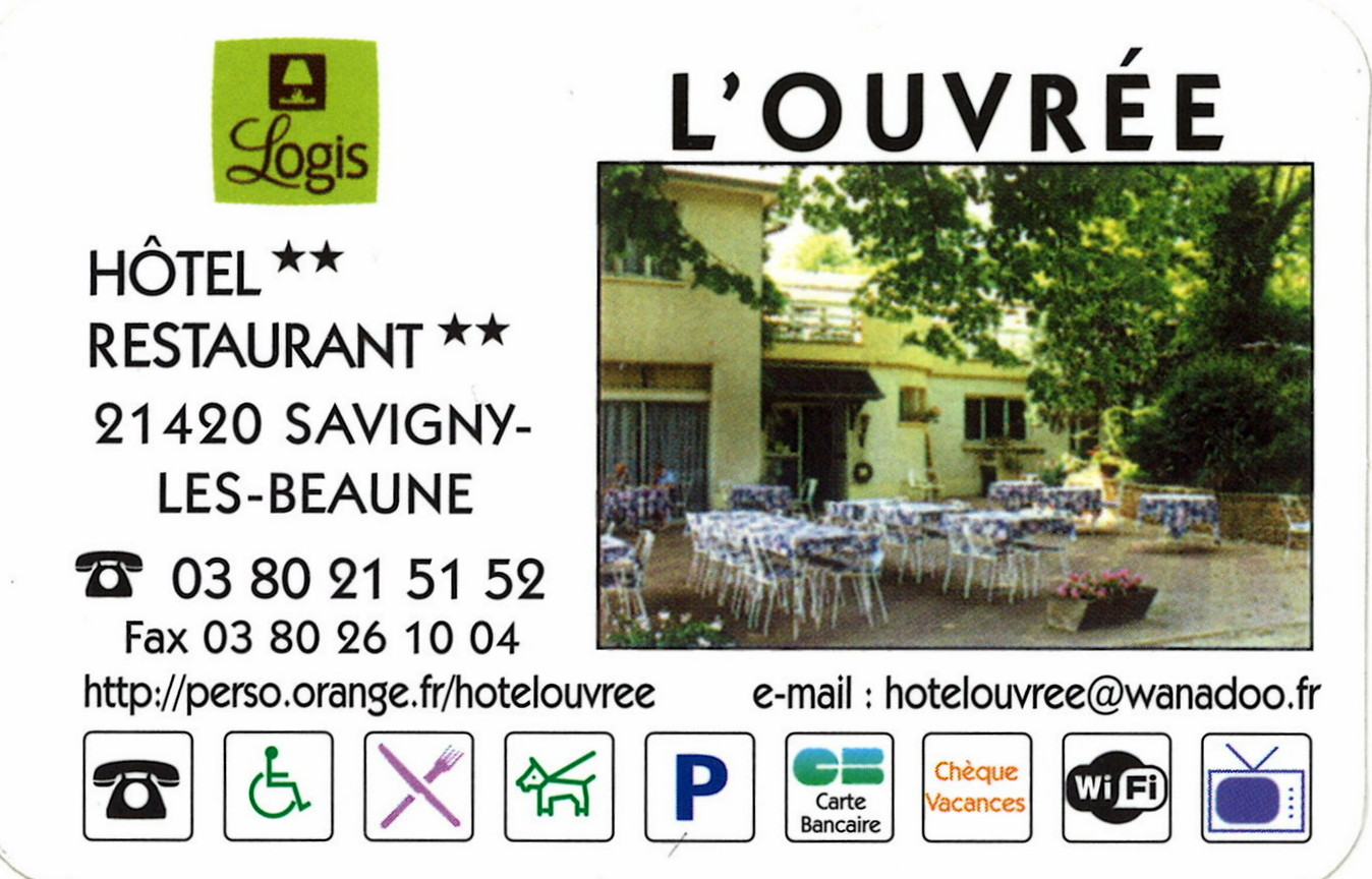 Hotel Restaurant L Ouvree