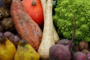 vergeten groenten