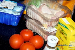 ingrediënten dag 2