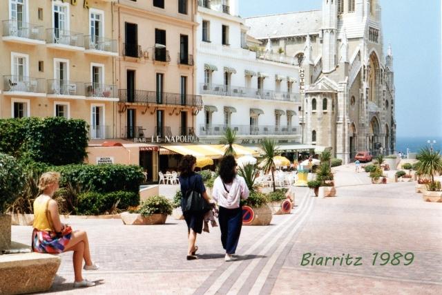 Biarritz 1989