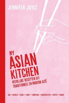 kaft my asian kitchen