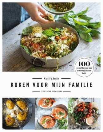 cover koken voor mijn familie