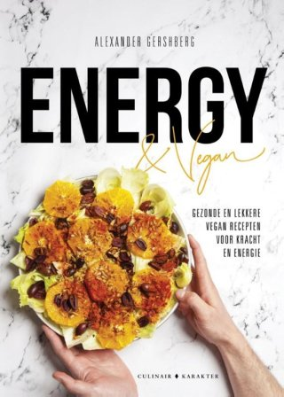 cover energy & vegan