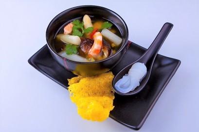 tom yam kung soep